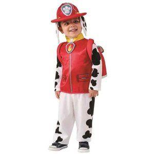 Paw Patrol Marshall Fire Fighter Halloween Costume